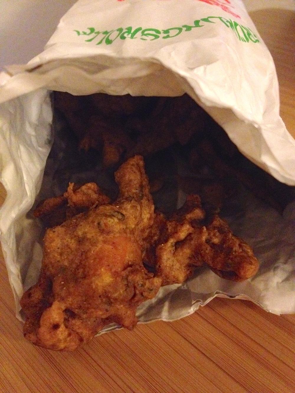 Chicken Pakoras