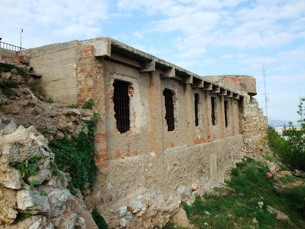 Bunker del Carmel