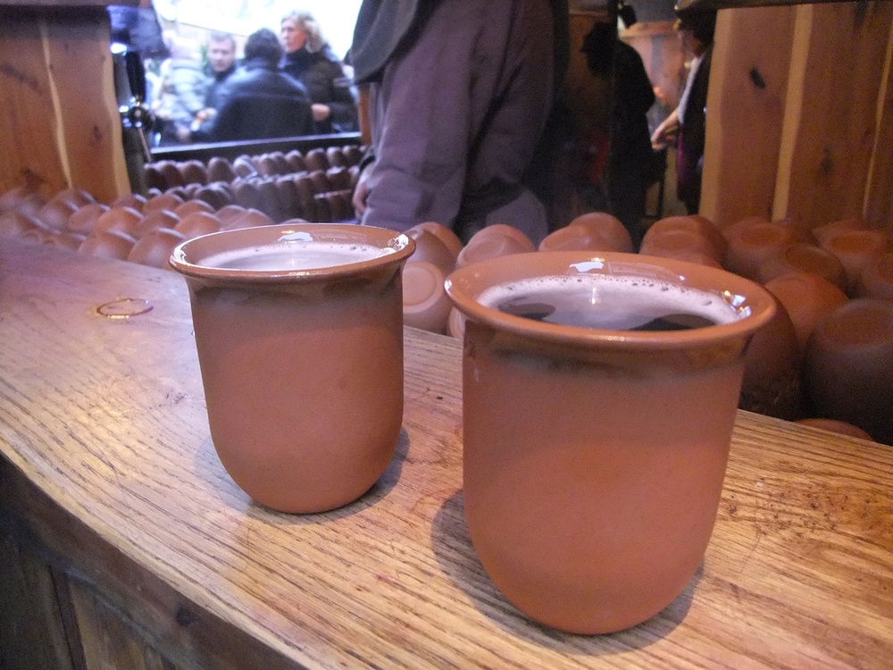 Glühwein  from the Middle Ages!
