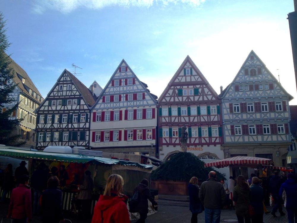 Herrenberg Marketplatz