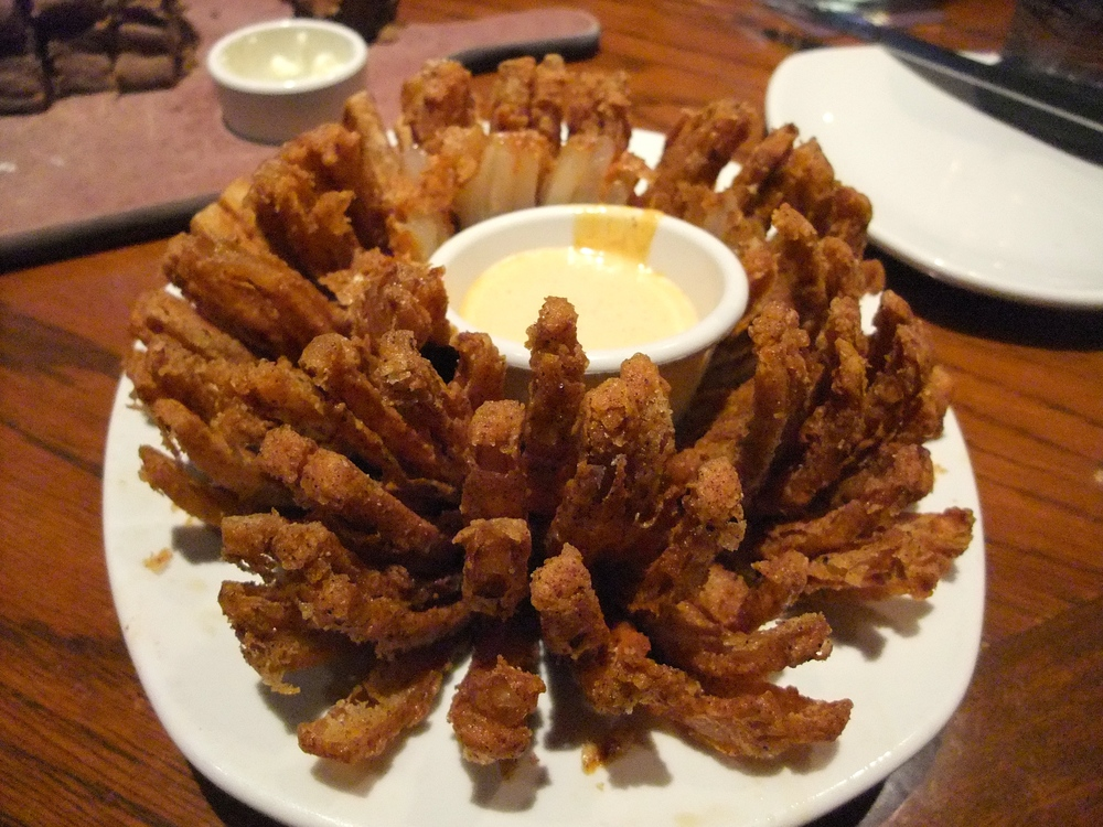 My guilty pleasure: Outback's Bloomin' Onion