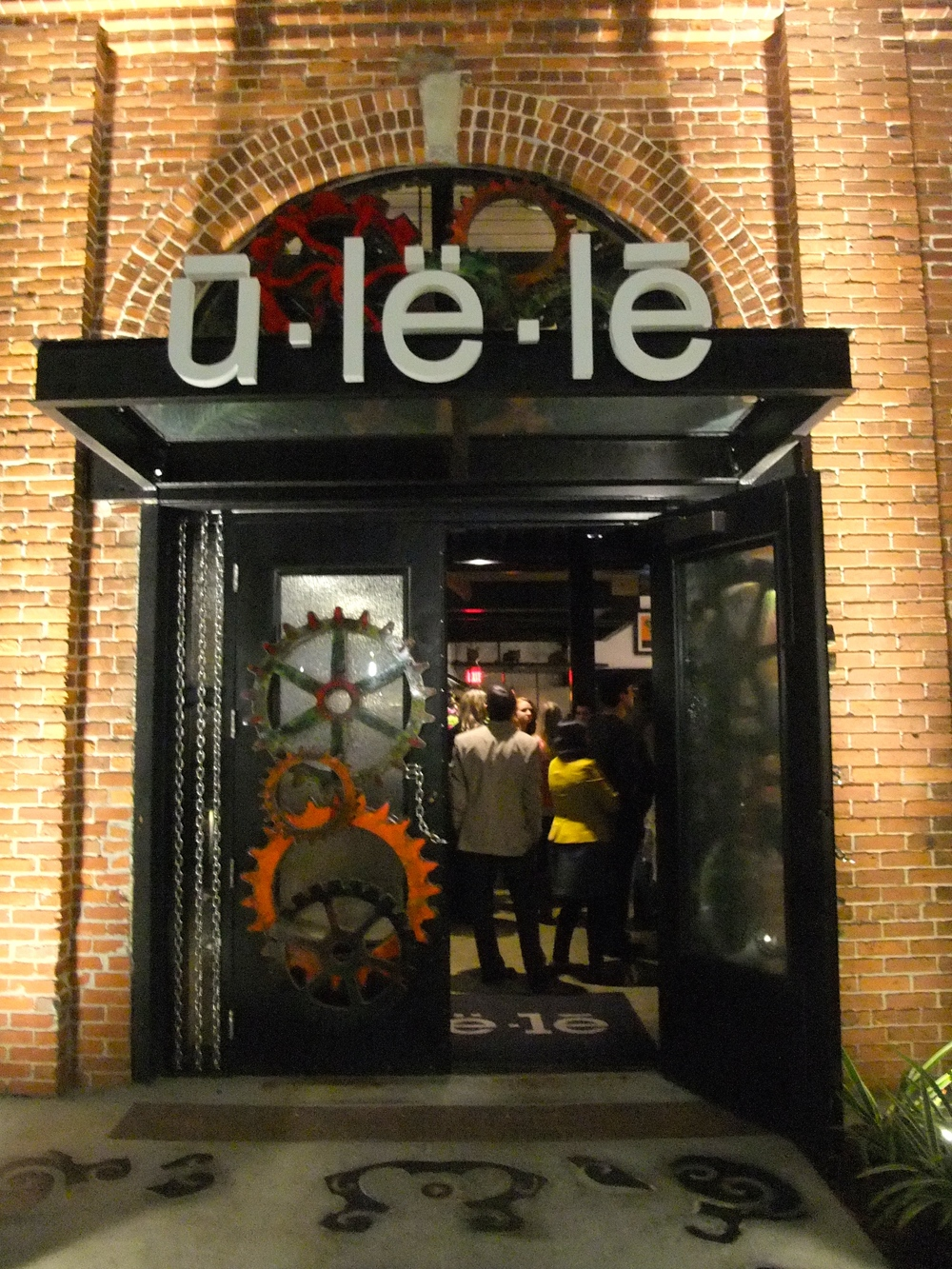 The entrance to Ulele