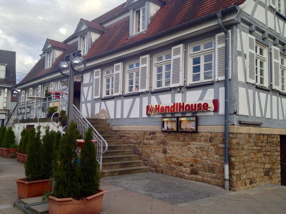 The HendleHouse in Degerloch