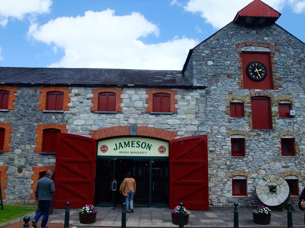The Jameson Distiller