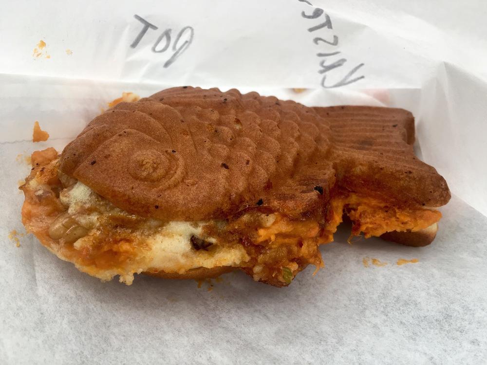 Mr. Potato Taiyaki from Beanfish