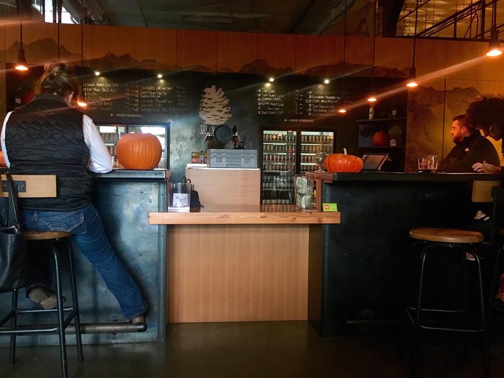 Inside Seattle Cider