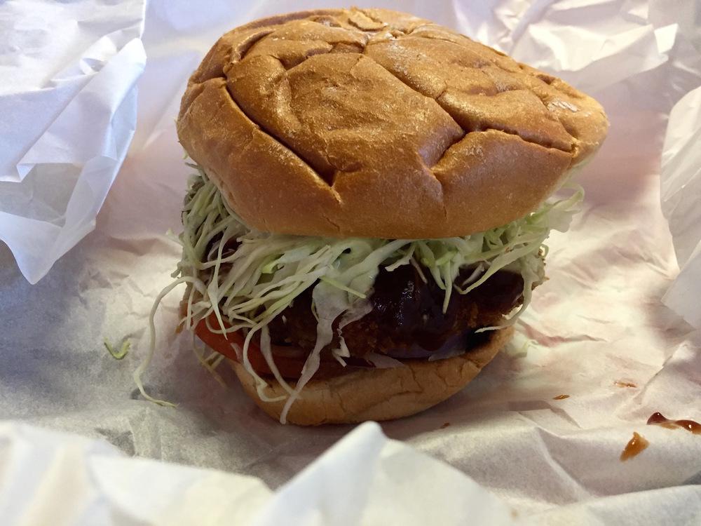 Tokyo Classic at Katsu Burger