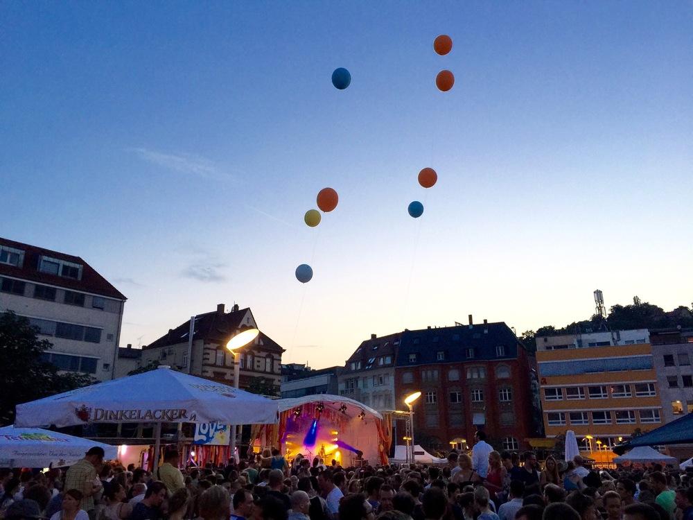 Marienplatzfest 2015
