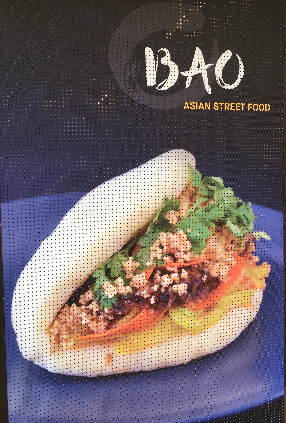 The advertisement that made me want to try  Mi Bao