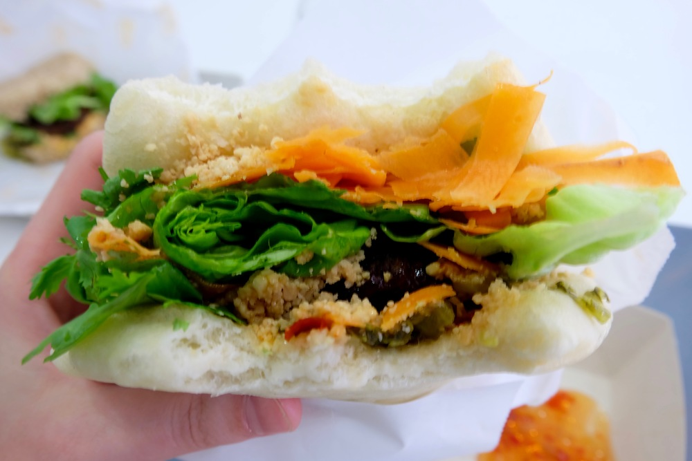 An inside look at my  Dampf Bao