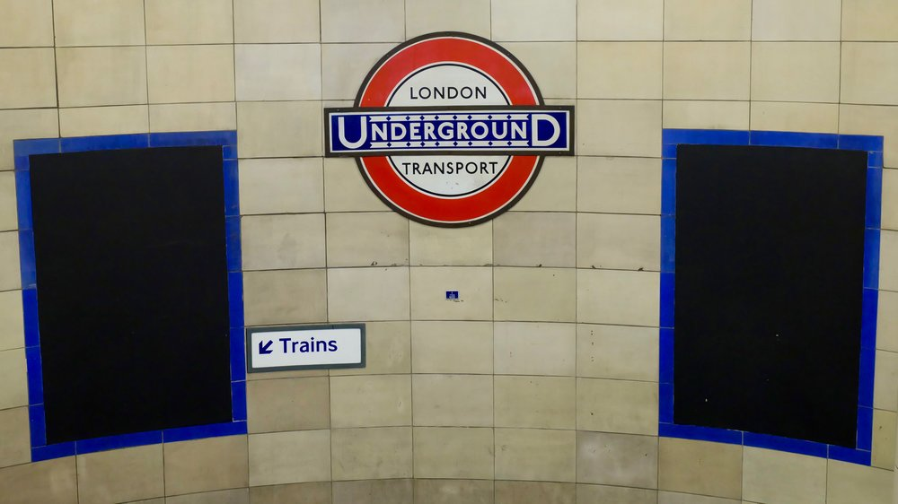 Fast and easy to navigate: The London Underground