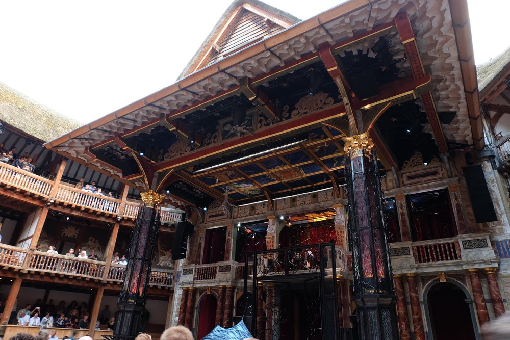 MacBeth at Shakespeare's Globe