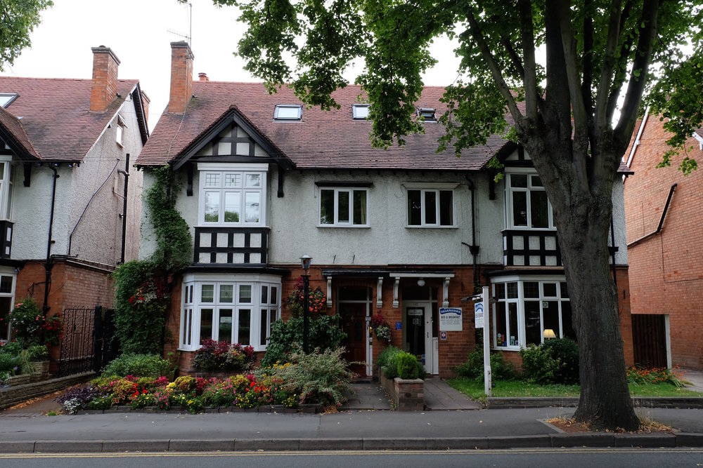 The Adelphi Guesthouse in Stratford-upon-Avon