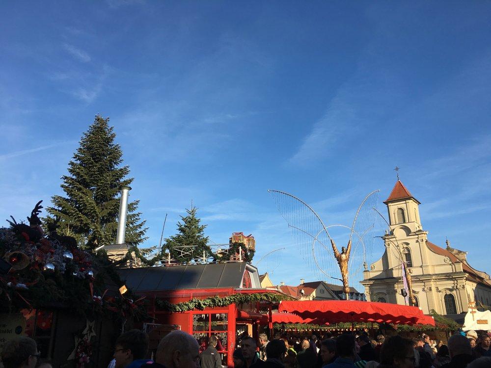 The Ludwigsburg Baroque Christmas Market 2015