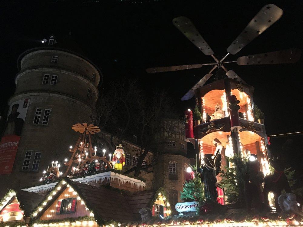 Stuttgart's Christmas Market 2015