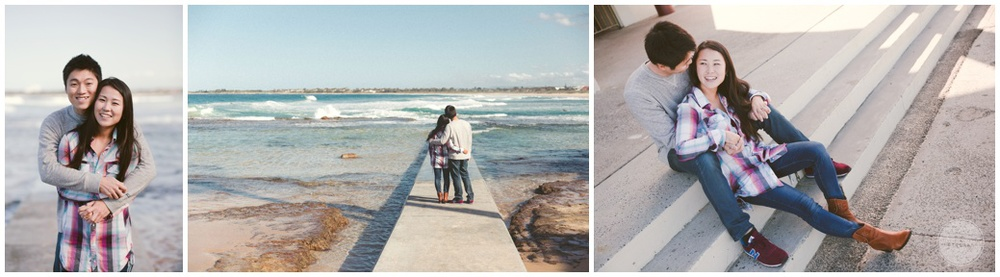 South Coast NSW Engagement Session