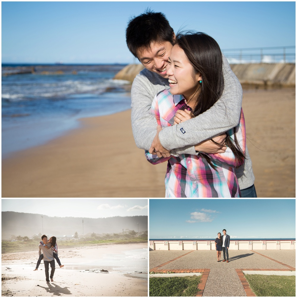 Wollongong Engagement Photography Session
