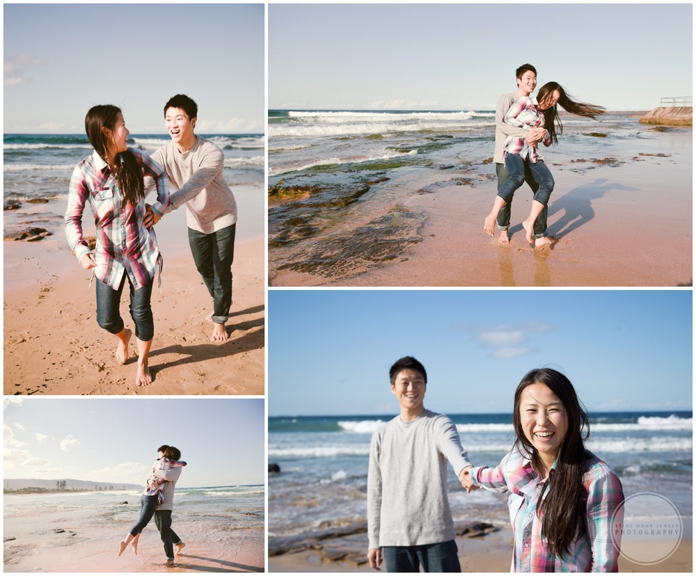Wollongong NSW Engagement Photography