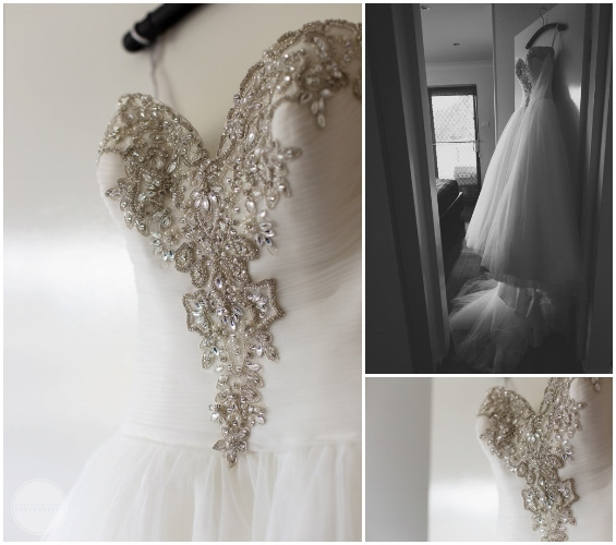 Details Wedding Dress