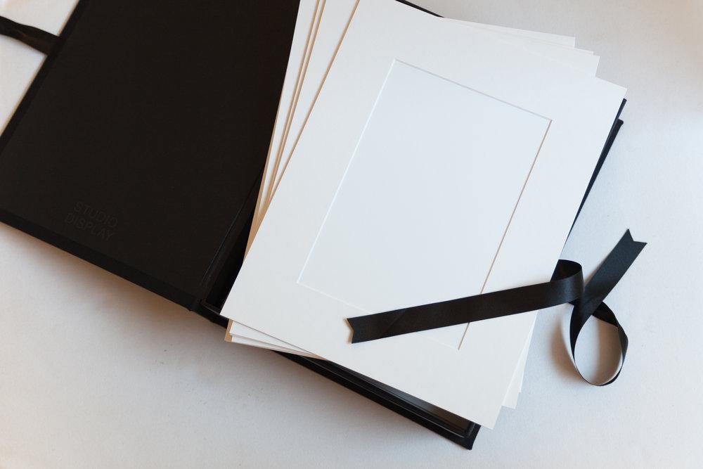 20 Image Folio Box in Asahi silk
