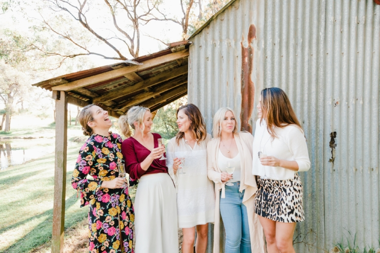 bridal-party-portraits-country-engagement-sydney-nsw