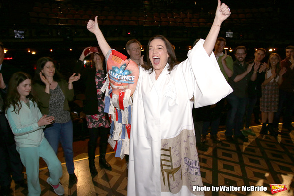 photo by Walter McBride for BroadwayWorld