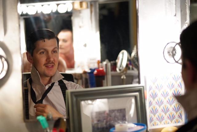 Danny Paschall (Aaron)