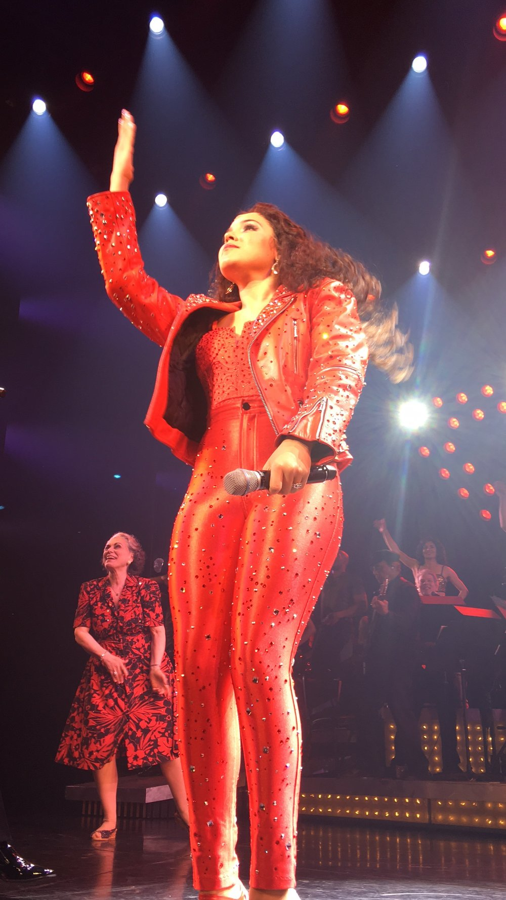 Linedy Genao as Gloria Estefan in  On Your Feet!