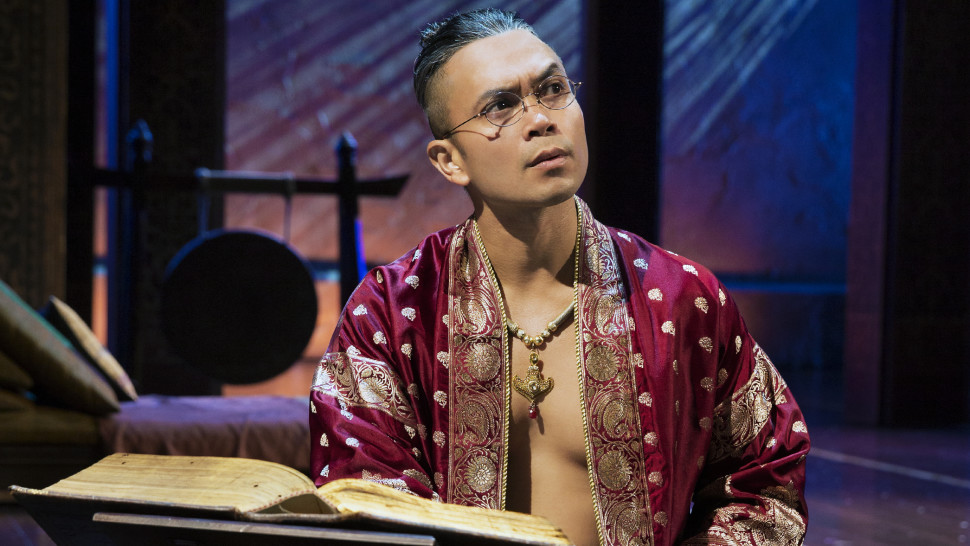 Jose Llana in  The King and I