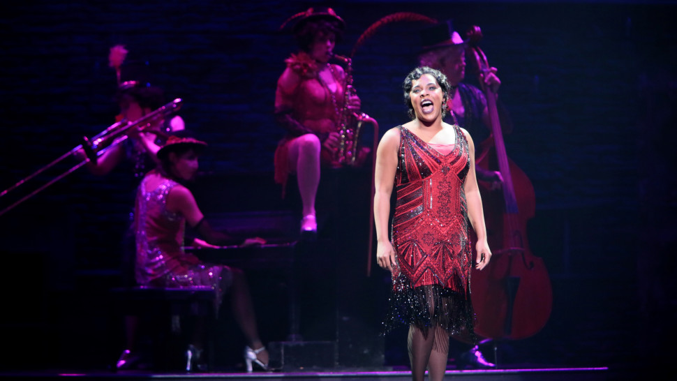 Bryonha Marie Parham in  Prince of Broadway