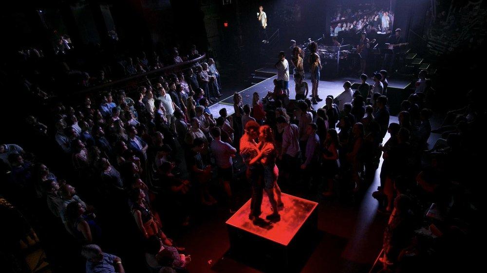 Burn All Night  at American Repetory Theatre