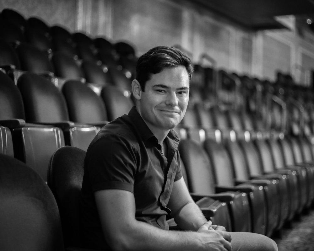 Jacob Haren (photo credit: Tom Kordenbrock)