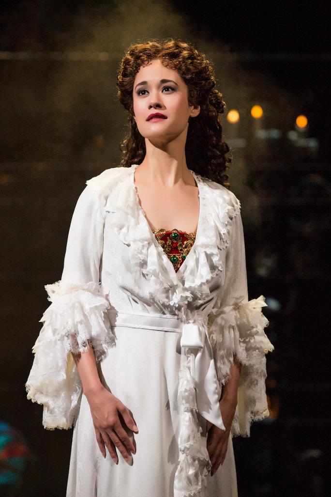 Ali Ewoldt in  The Phantom of the Opera