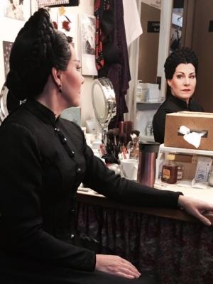 Janet Saia as Madame Giry