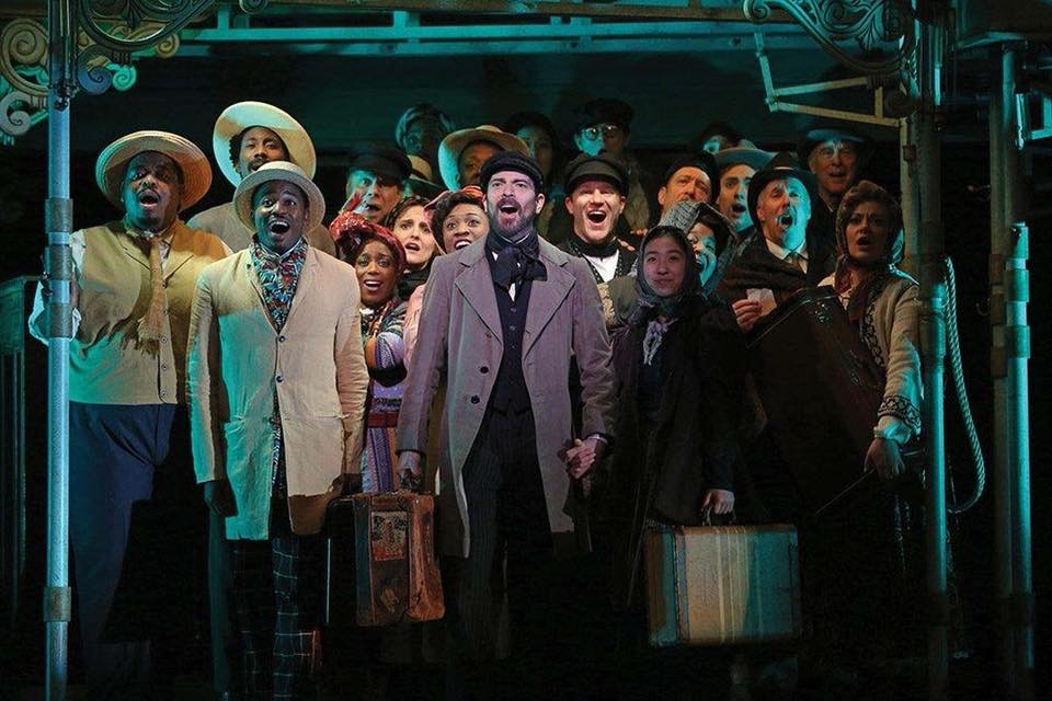 Ragtime at Ford's Theatre (Photo by Carol Rosegg)