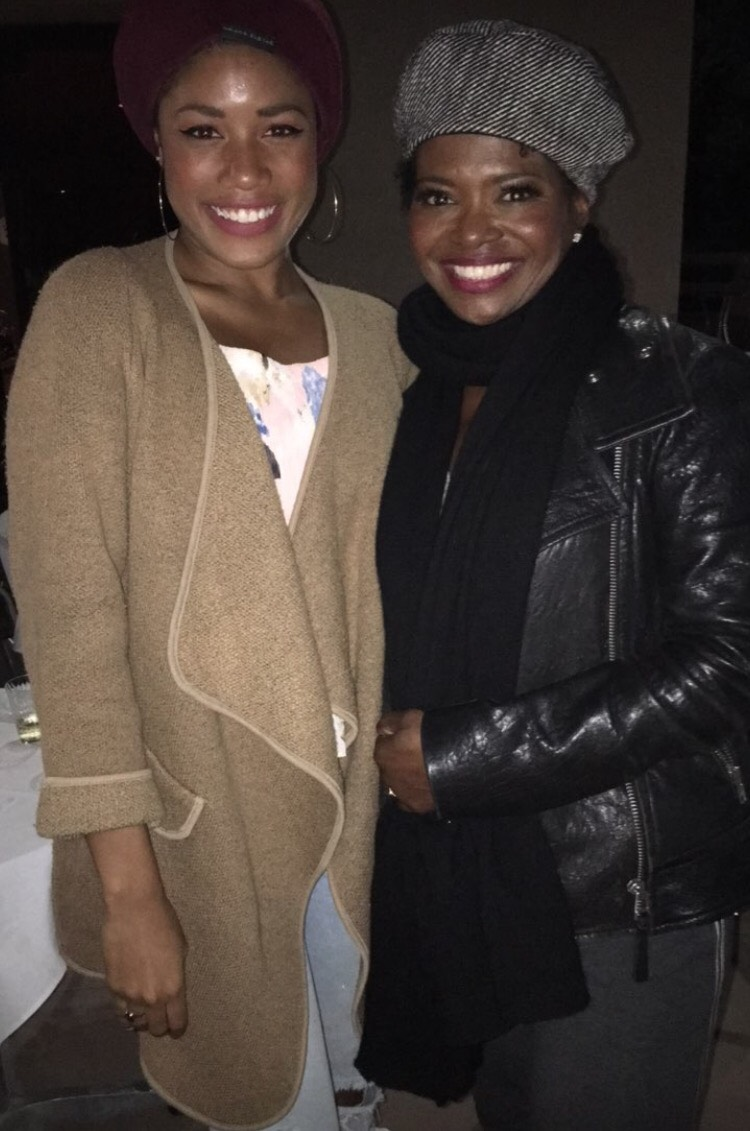 Kimberly Dodson and LaChanze