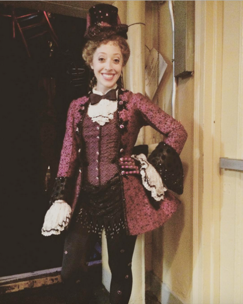 Carly Blake Sebouhian in  The Phantom of the Opera