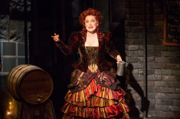 Linda Mugleston in  Sweeney Todd  at DCPA (Photo Credit: Adams Visual Communications)