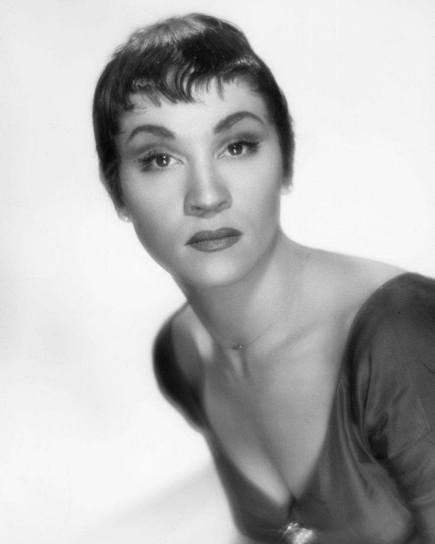 Chita Rivera in 1955
