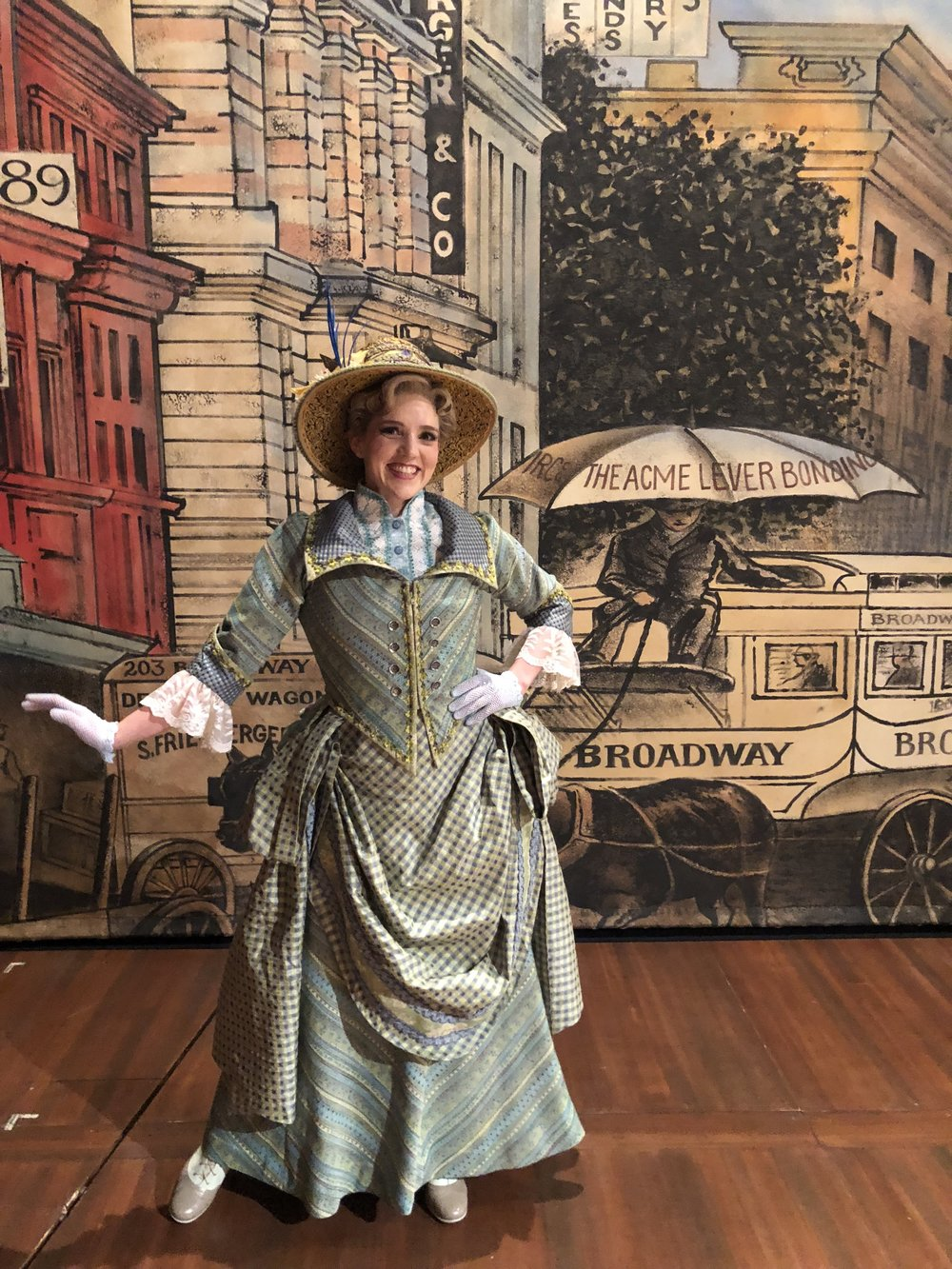 Maddy Apple in  Hello, Dolly!