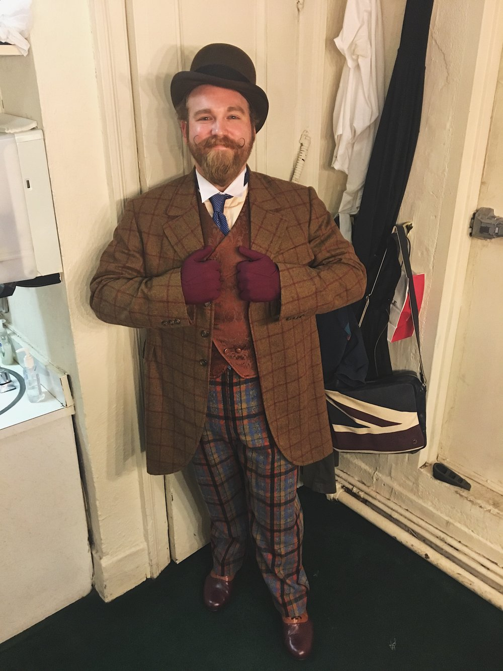 Jacob Keith Watson in  Hello, Dolly!