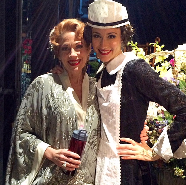 Marin Mazzie and Beth Johnson Nicely
