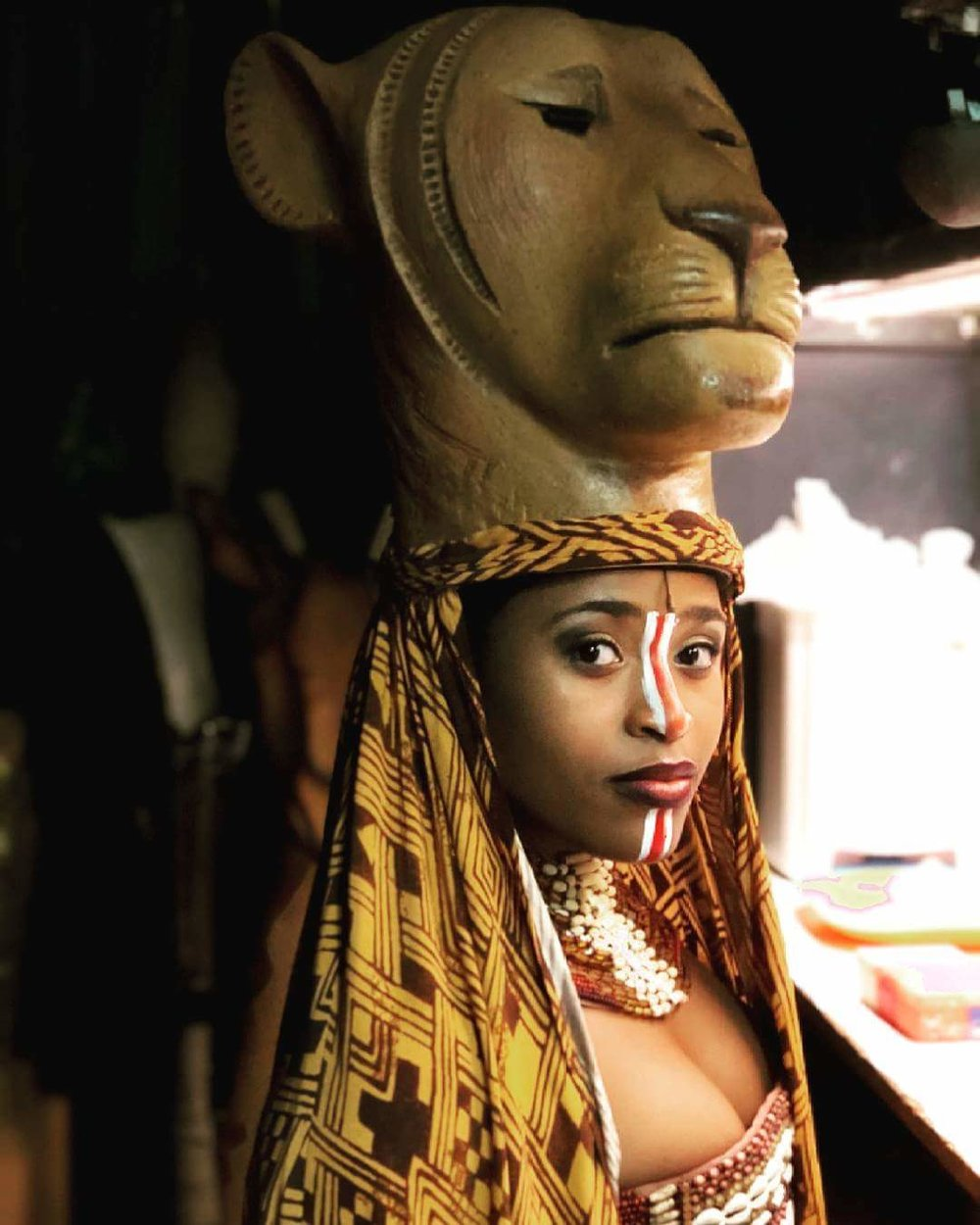 Pearl Khwez in  The Lion King