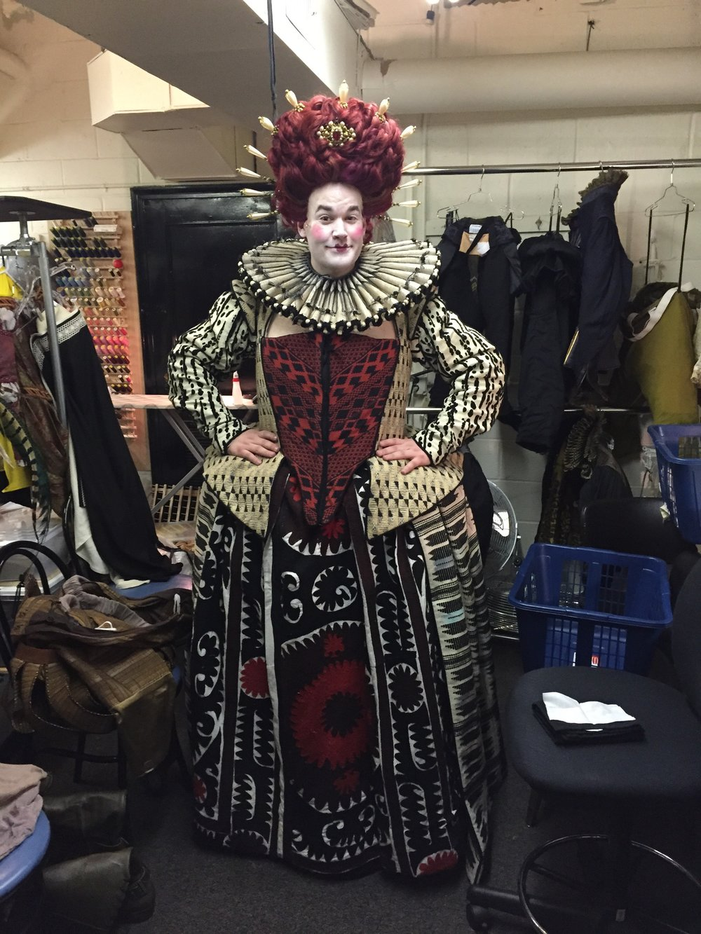 Aaron Kaburick in  Something Rotten!