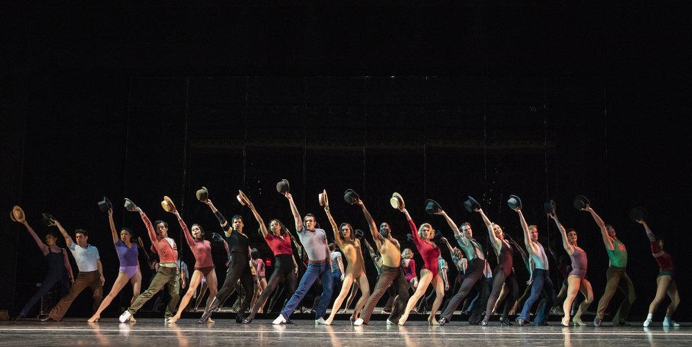 A Chorus Line  (Photo by Joan Marcus)