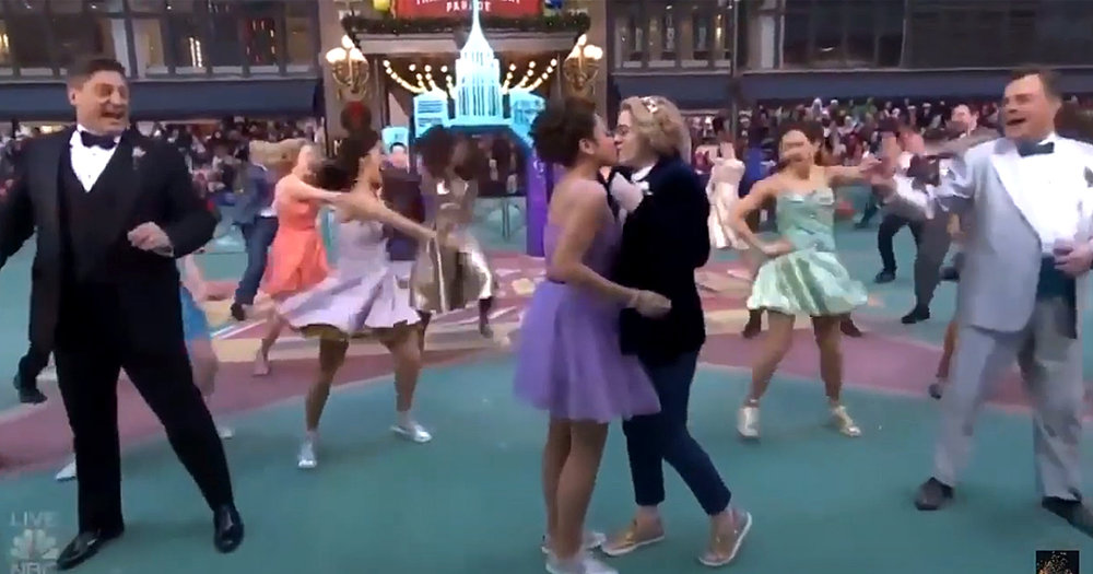 The Prom  on the Macy's Parade