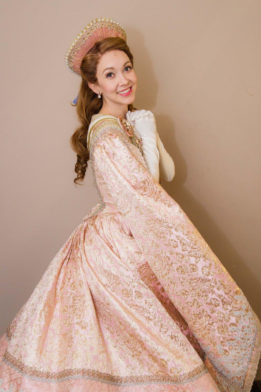 Molly Rushing in  Anastasia