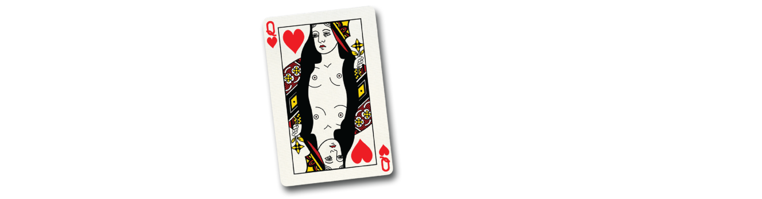 CHARITY STRIP POKER