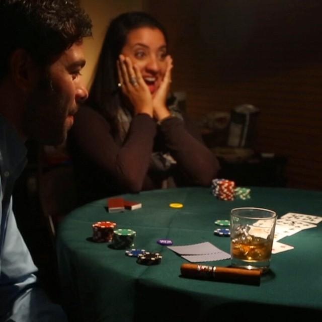 Ohhhh!!! Poker Face! 😎😝#charitystrippoker #poker #pokerplayers #nyc #stripoker ♦️♣️♥️♠️