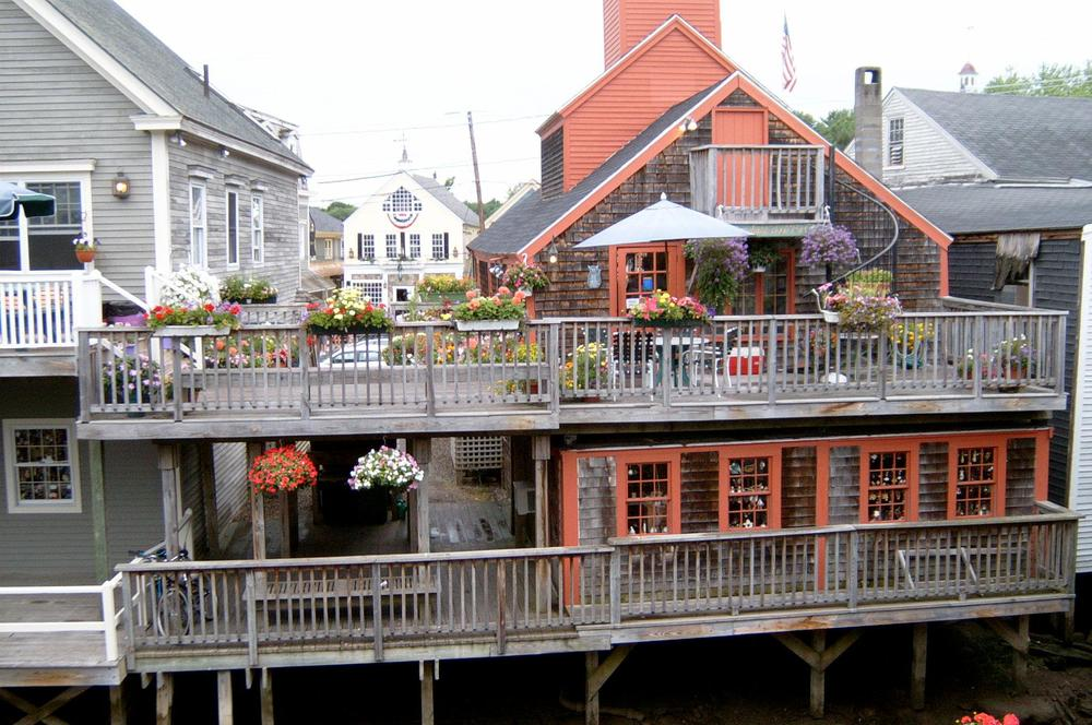 Dock Square - Kennebunkport
